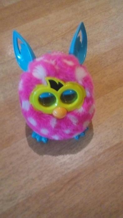 dfd22b4247 Furby boom różowy - 7363540216 - oficjalne archiwum allegro
