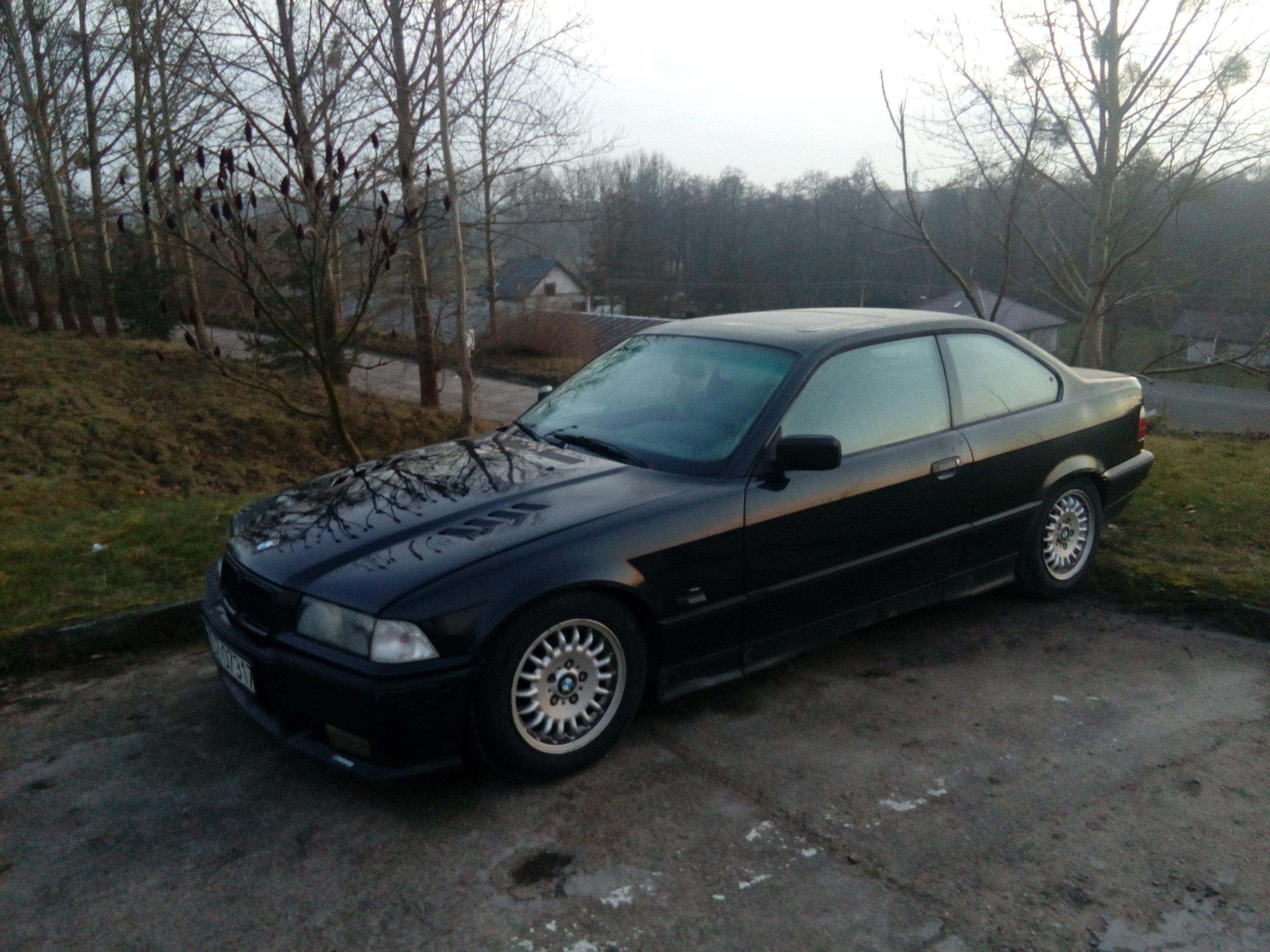 c391c6195 BMW Coupe 320 - 7121876816 - oficjalne archiwum allegro