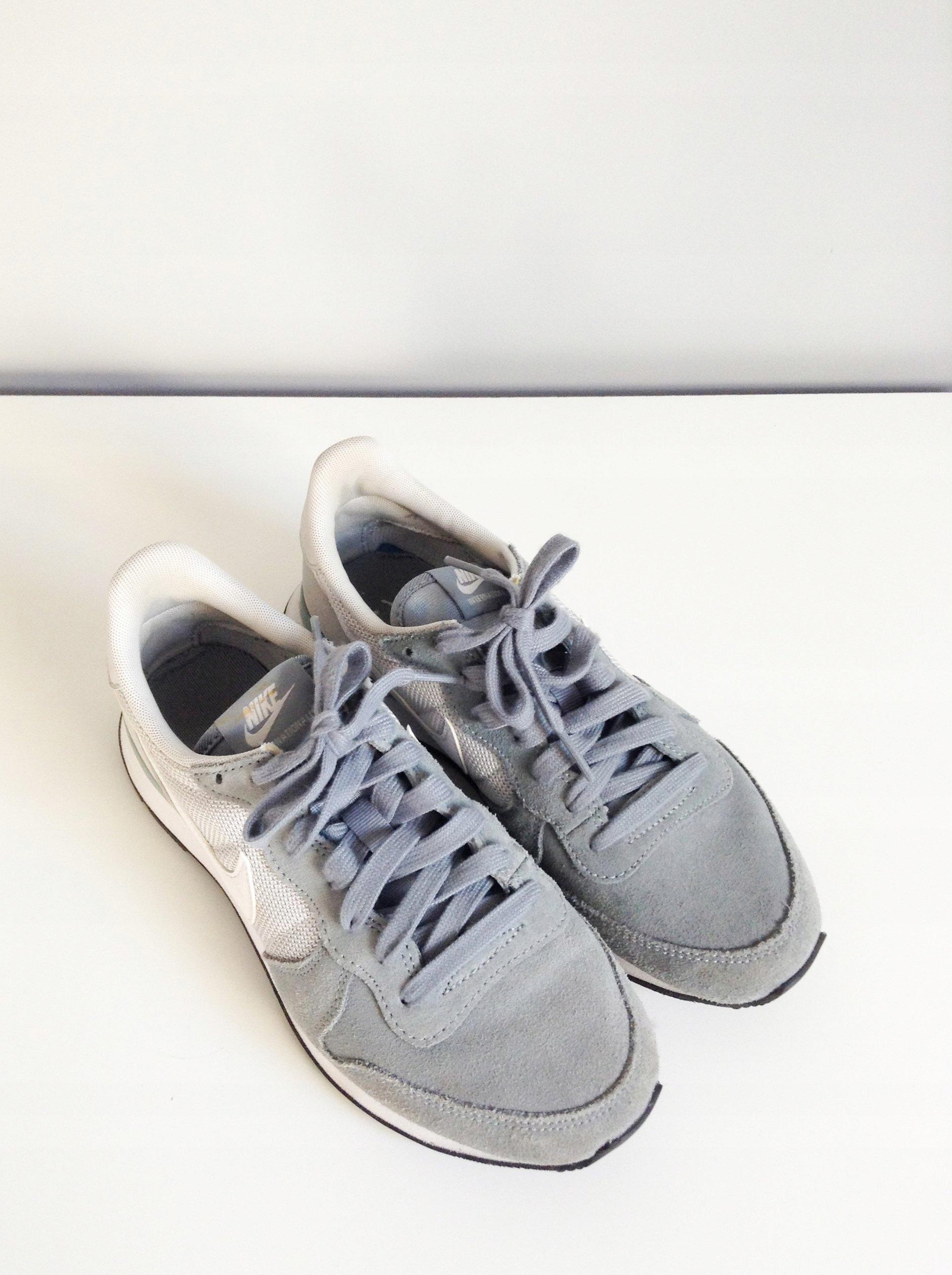 low priced 616a2 0c410 Buty Nike Internationalist Dove Gray 38 ...