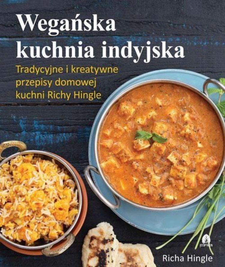 Wegańska Kuchnia Indyjska Tradycyjne I 7448713907