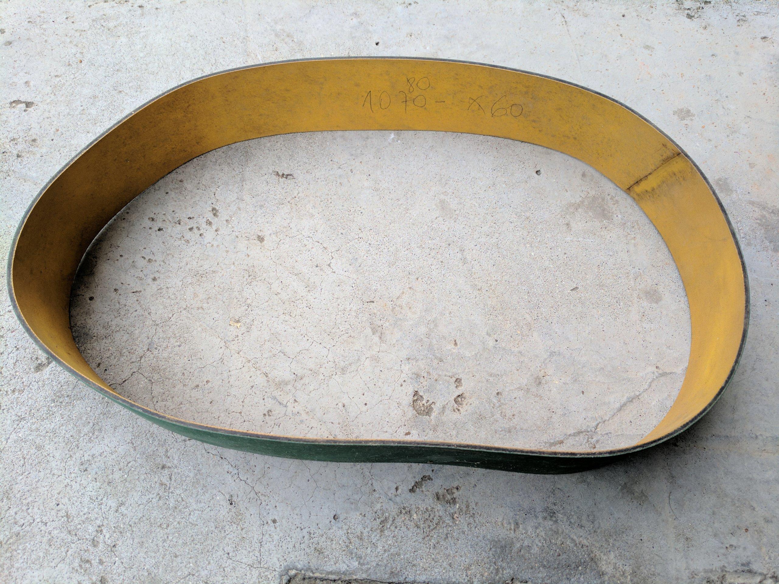 Unikalne Pas transmisyjny napędowy płaski 1080 x 60 - 7101443559 IU84