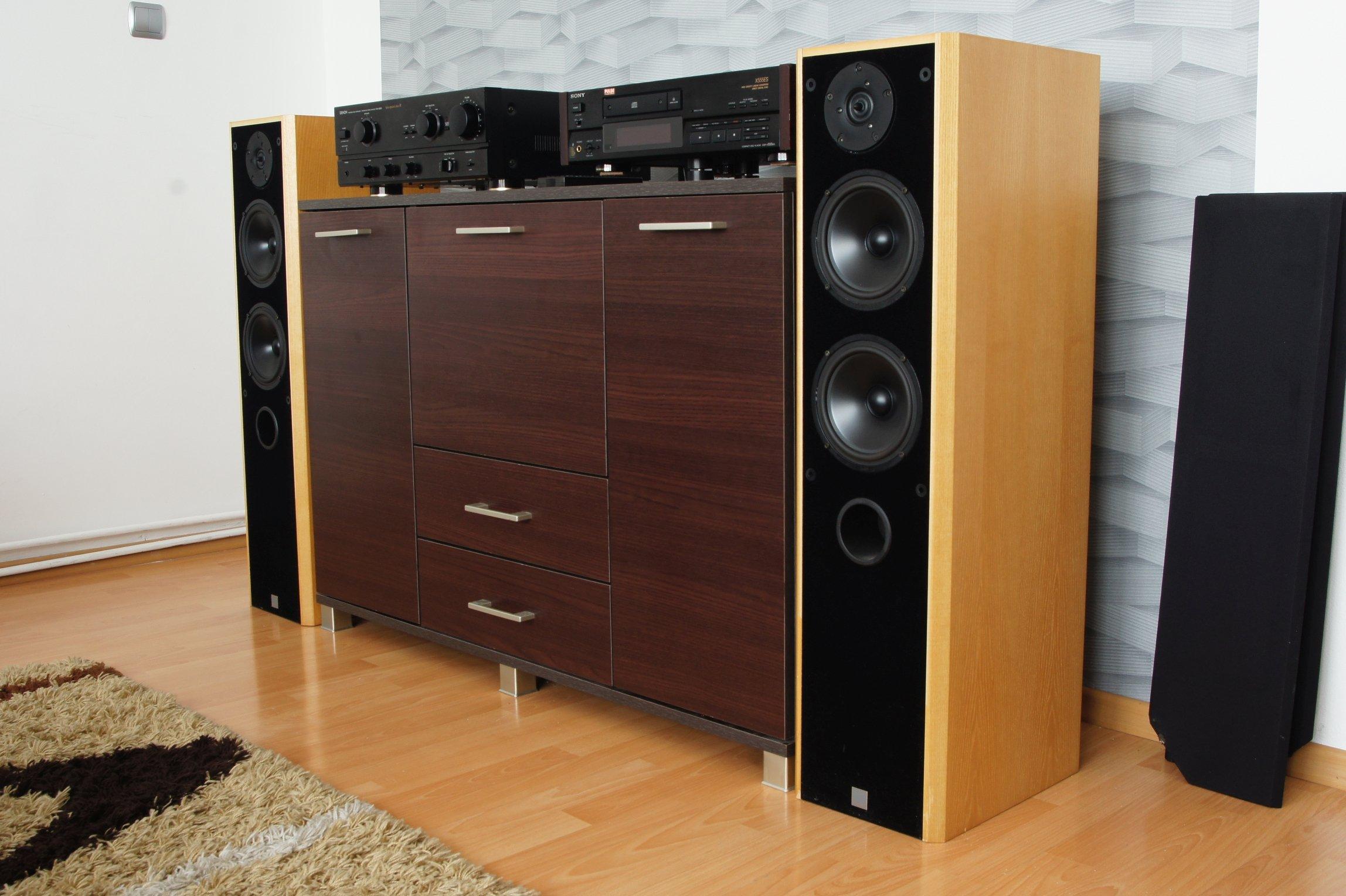 Kolumny Stereo Dali 400 Komis audio Myślenice