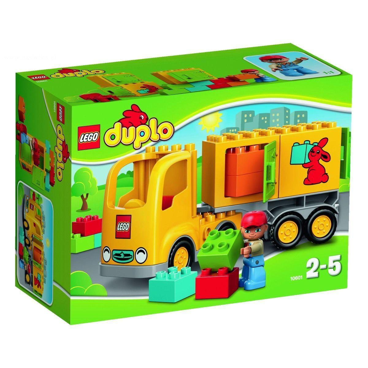 Lego Duplo 10601 Ciężarówka Nowe Kraków 7089723346 Oficjalne