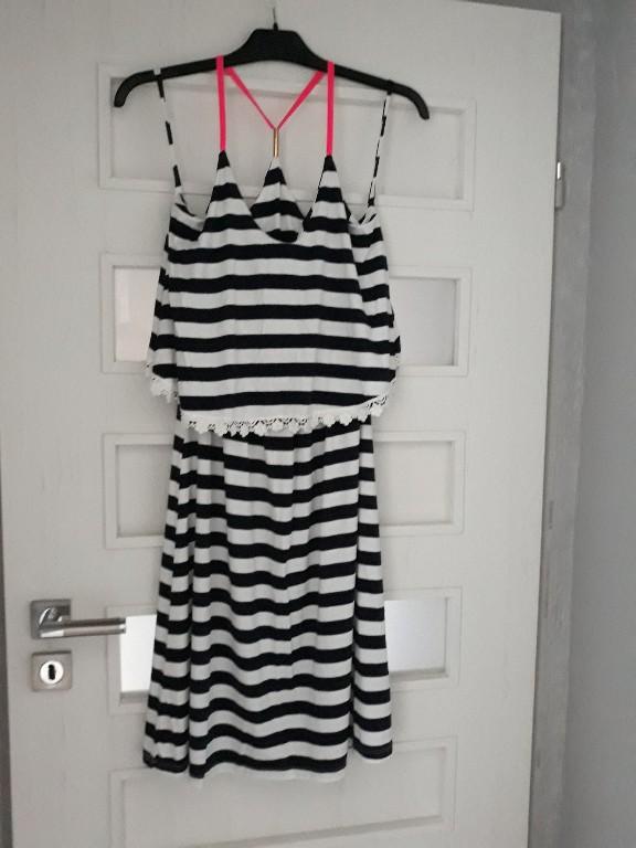 a11d790988 Sukienka Marina Neon rozmiar M L nowa - 7377513509 - oficjalne ...