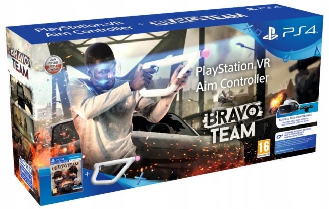 Bravo Team + Aim Controller Kontroler 299zł