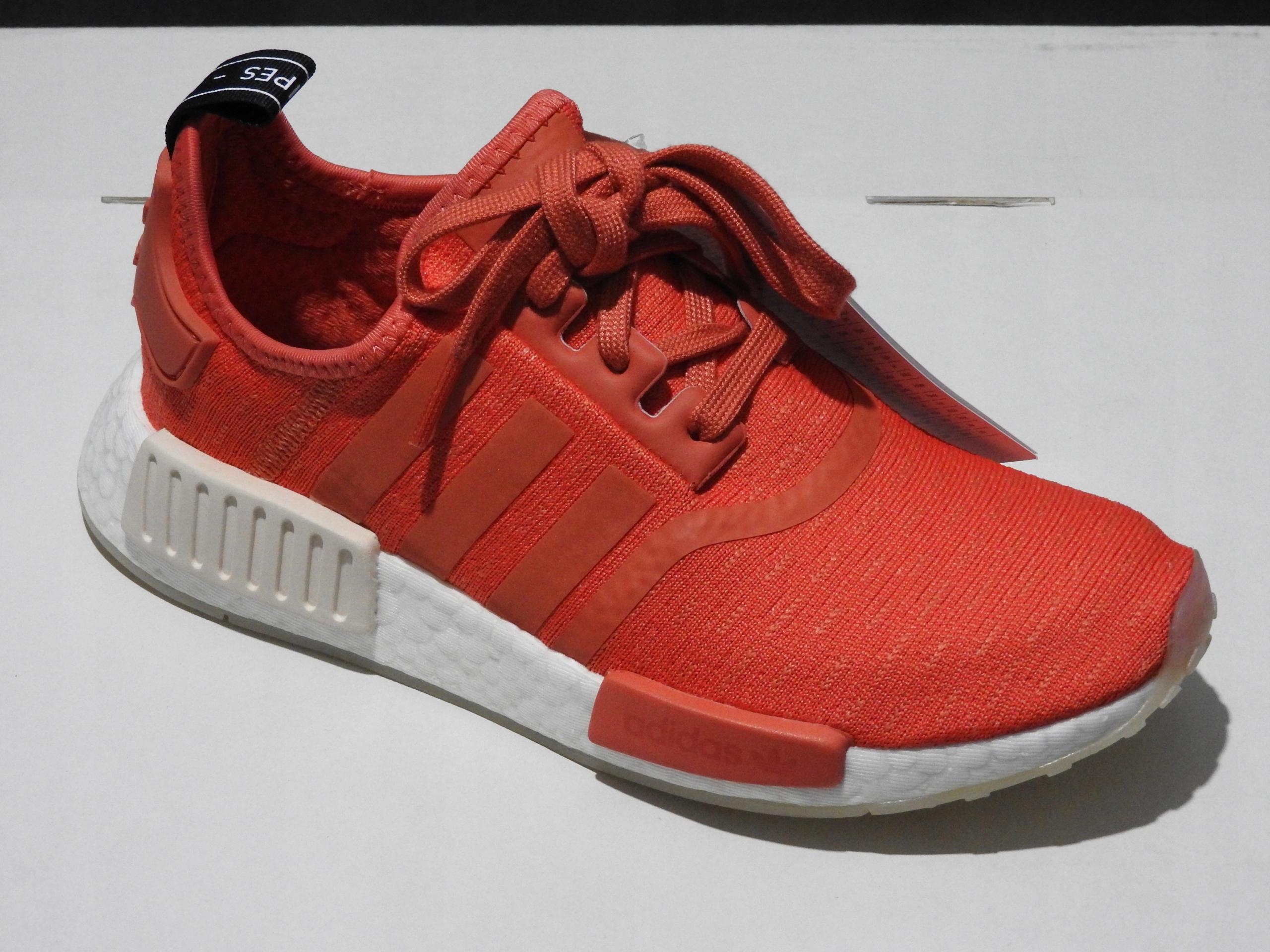 Adidas NMD R1 W r. 38 damskie czerwone buty nowe boost