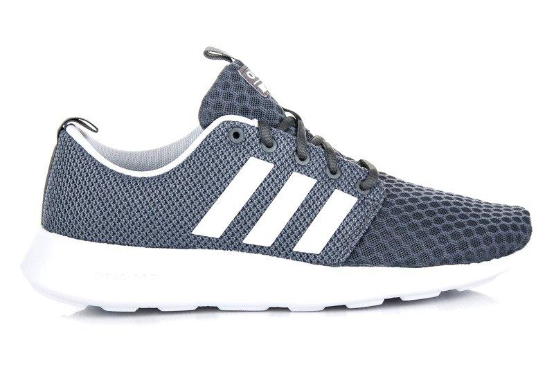 de865b7b Szare Tekstylne Buty Męskie Sportowe Adidas r.44 - 7202641113 ...