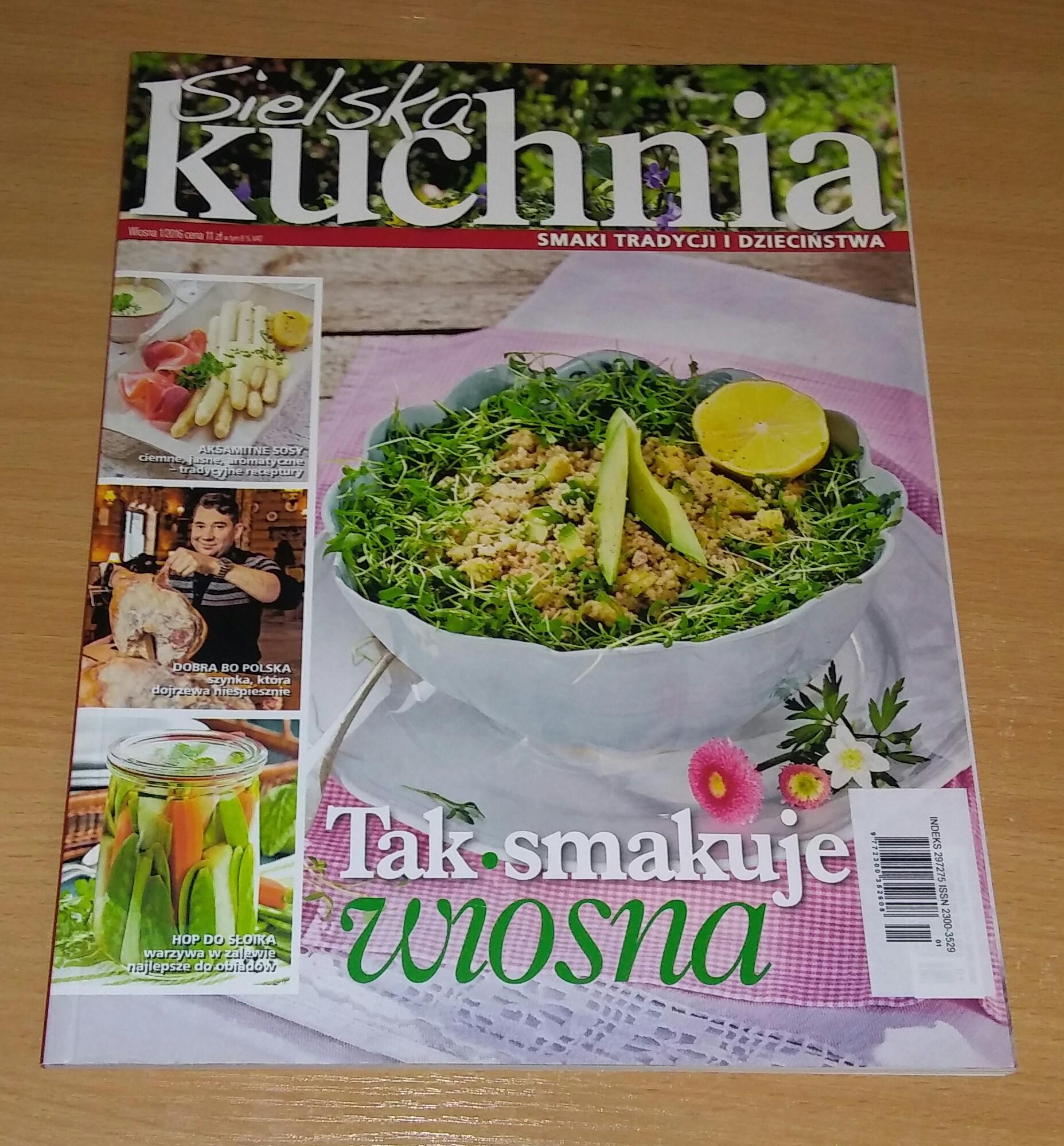 Sielska Kuchnia 12016 Smaki Tradycji Dzieciństwa