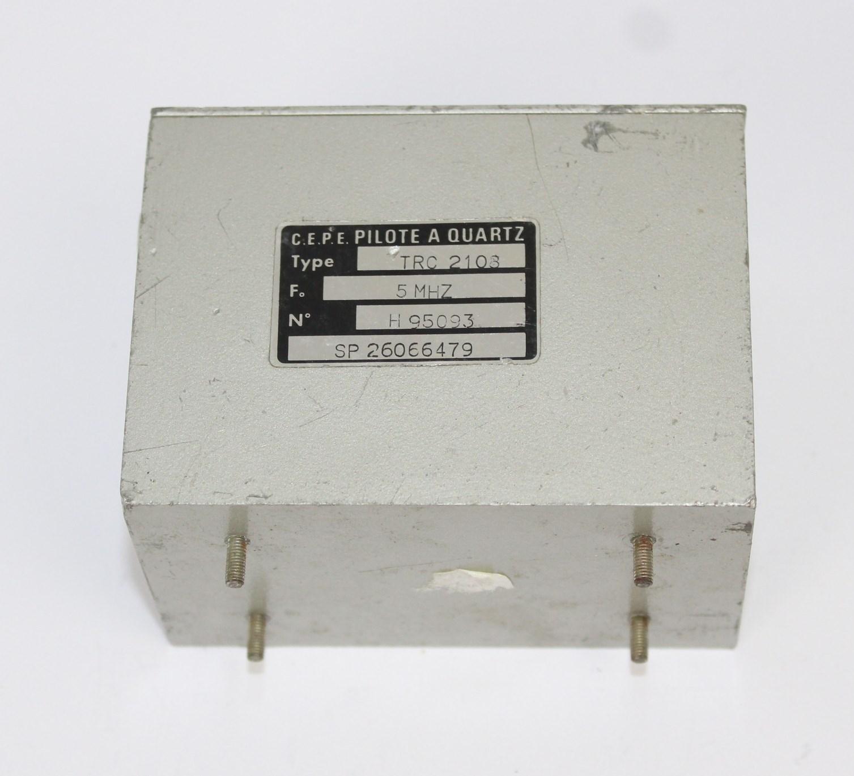 Generator kwarcowy 5 MHz
