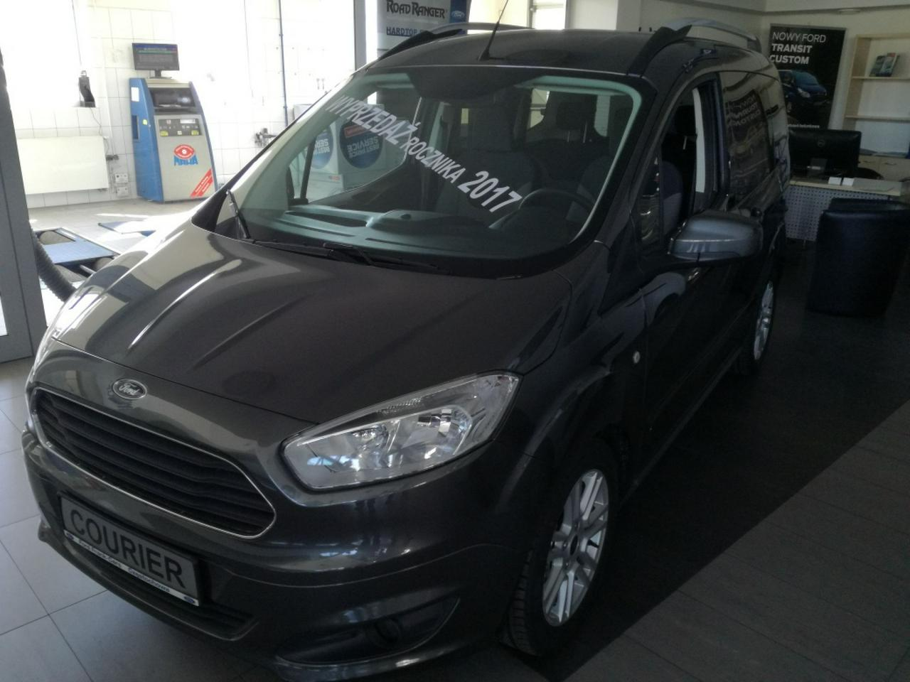 Ford Transit Courier Tourneo 1.0 EcoBoost 100KM