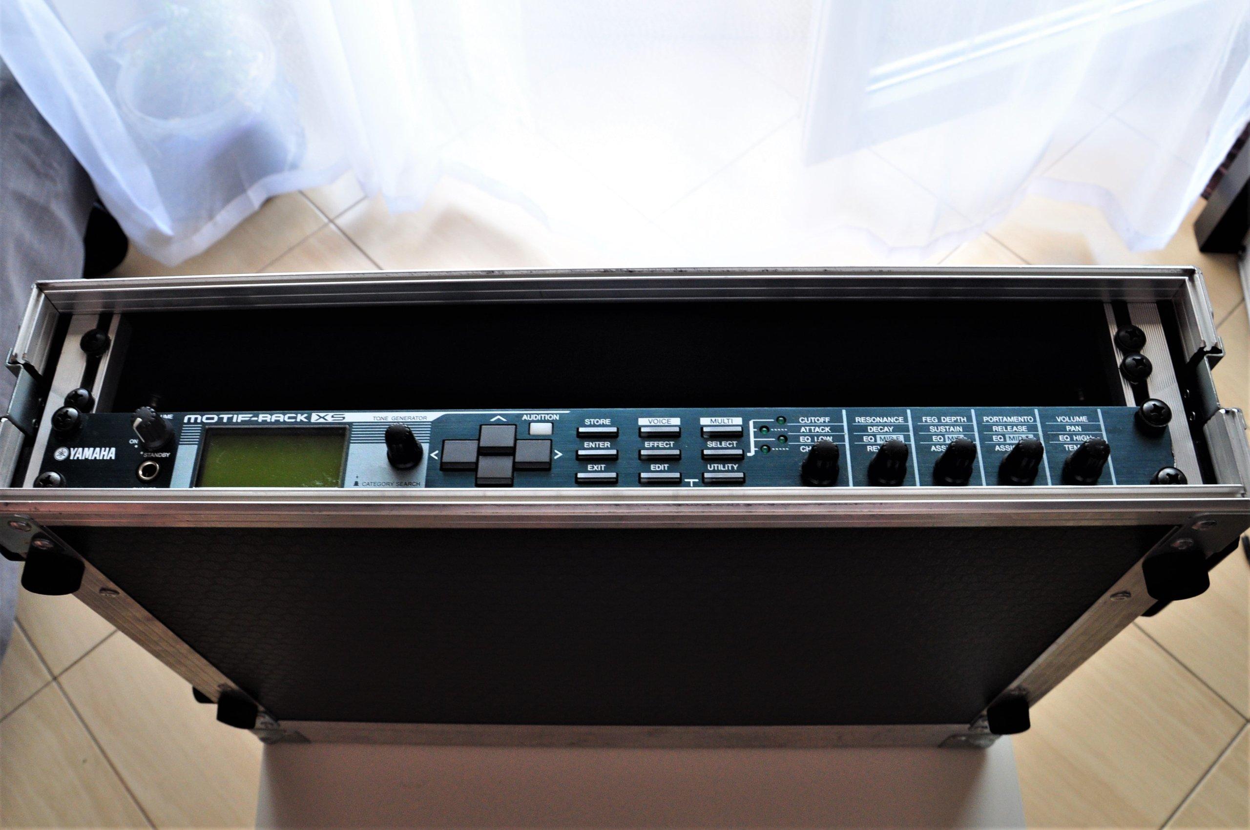 YAMAHA MOTIF-RACK XS moduł brzmieniowy - 7399177701 - oficjalne