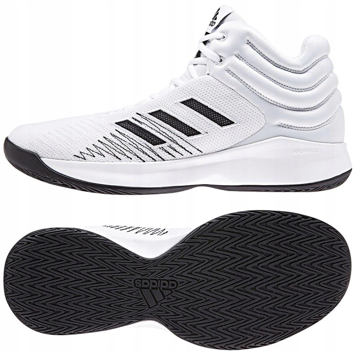 Buty koszykarskie adidas Pro Sprak 2018 M 41 13