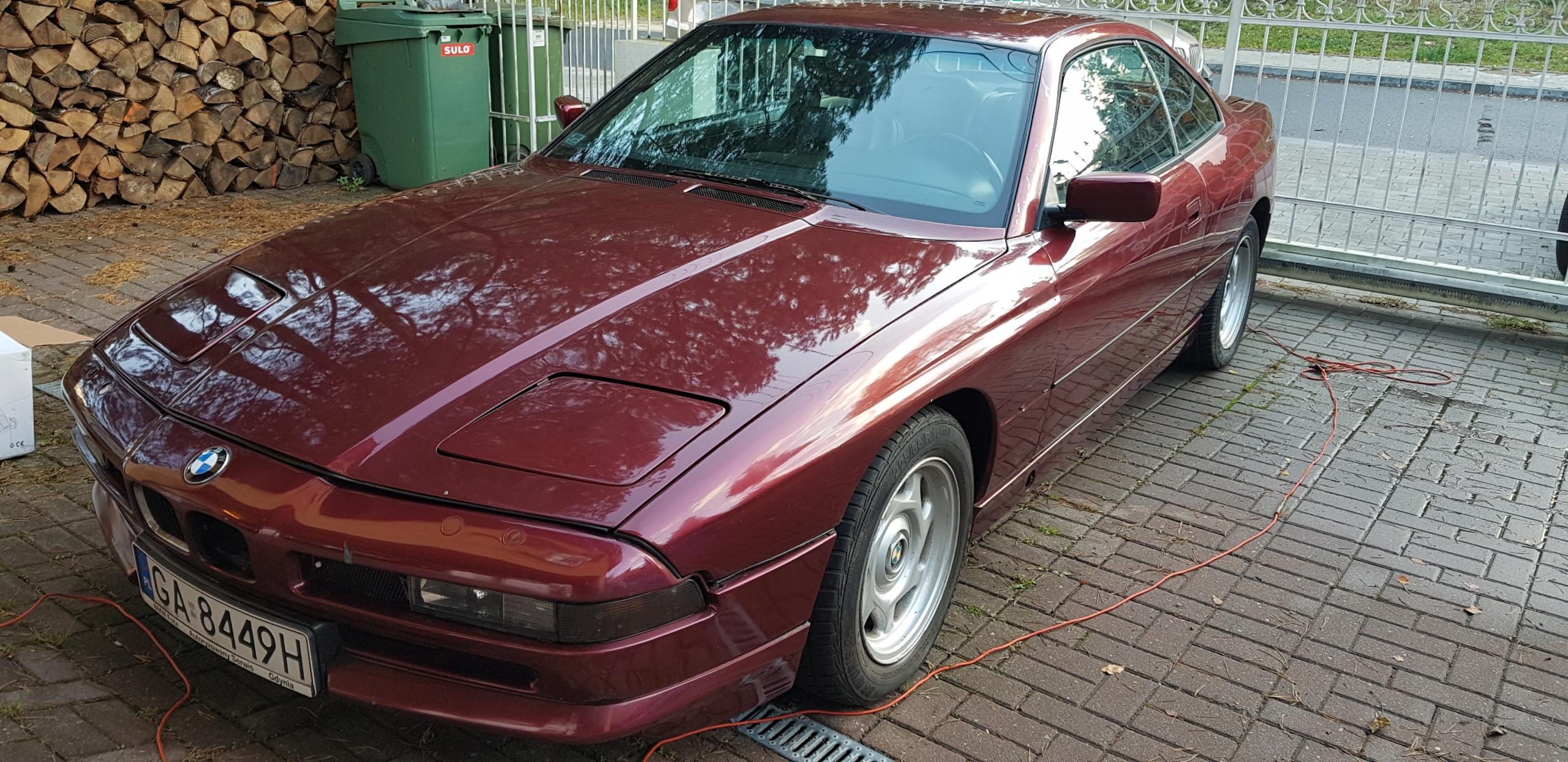 BMW 850 e31 1997r