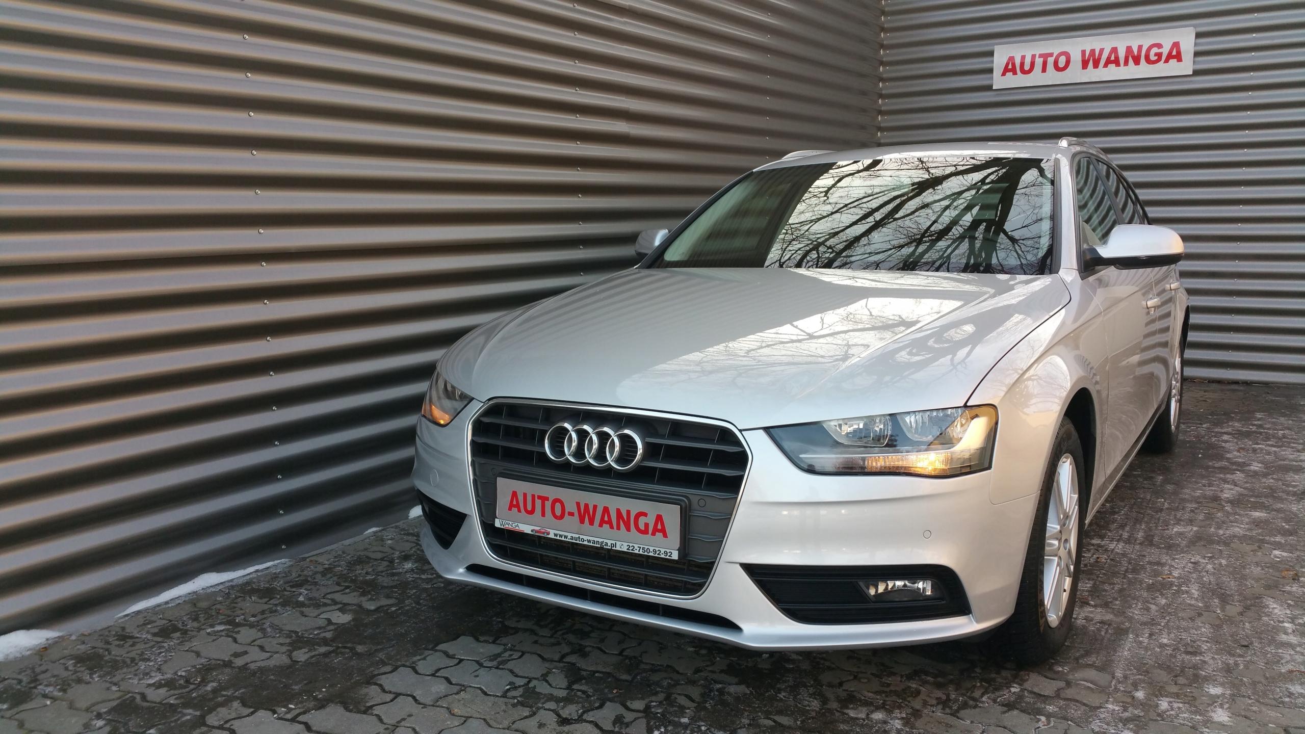 Wynajem Audi A4 Avant, 2013 Lift, super oferta