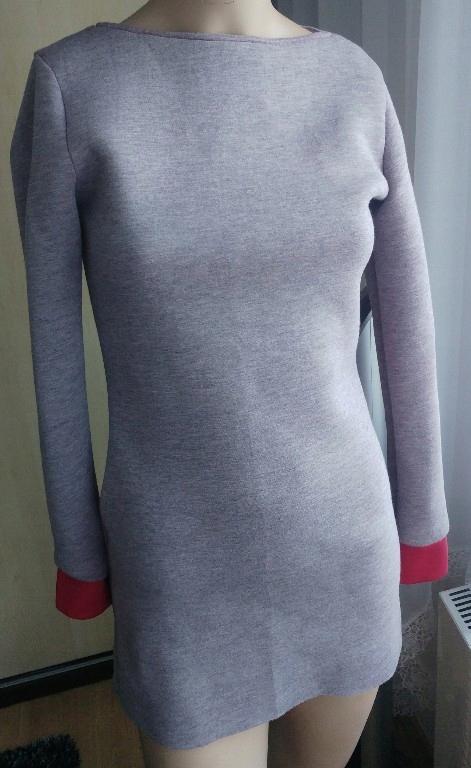 7f941126a0 Sukienka tunika ciepła dresówka 36 - 7658010238 - oficjalne archiwum ...