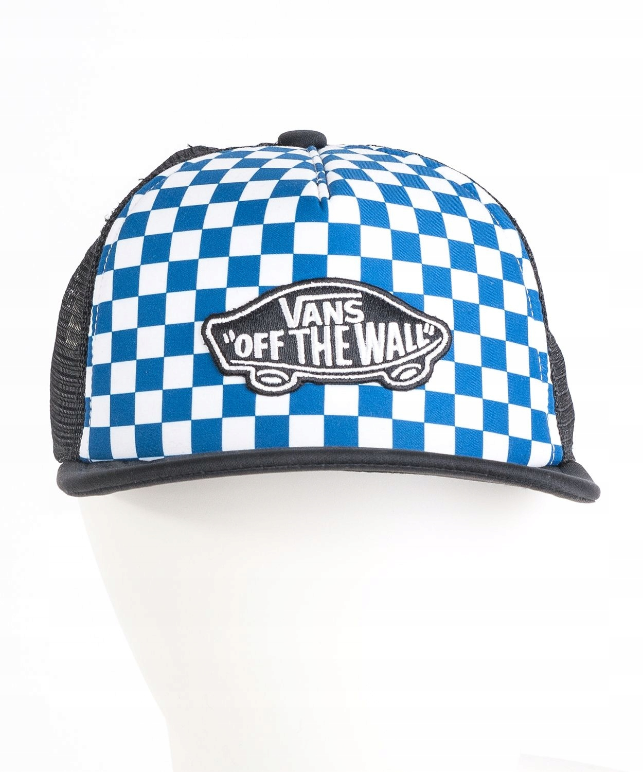 Vans CLASSIC PATCH TRUCKER PLUS V00XNTRU6 Check Bl - 7656966048 ... 32a5f7038ad