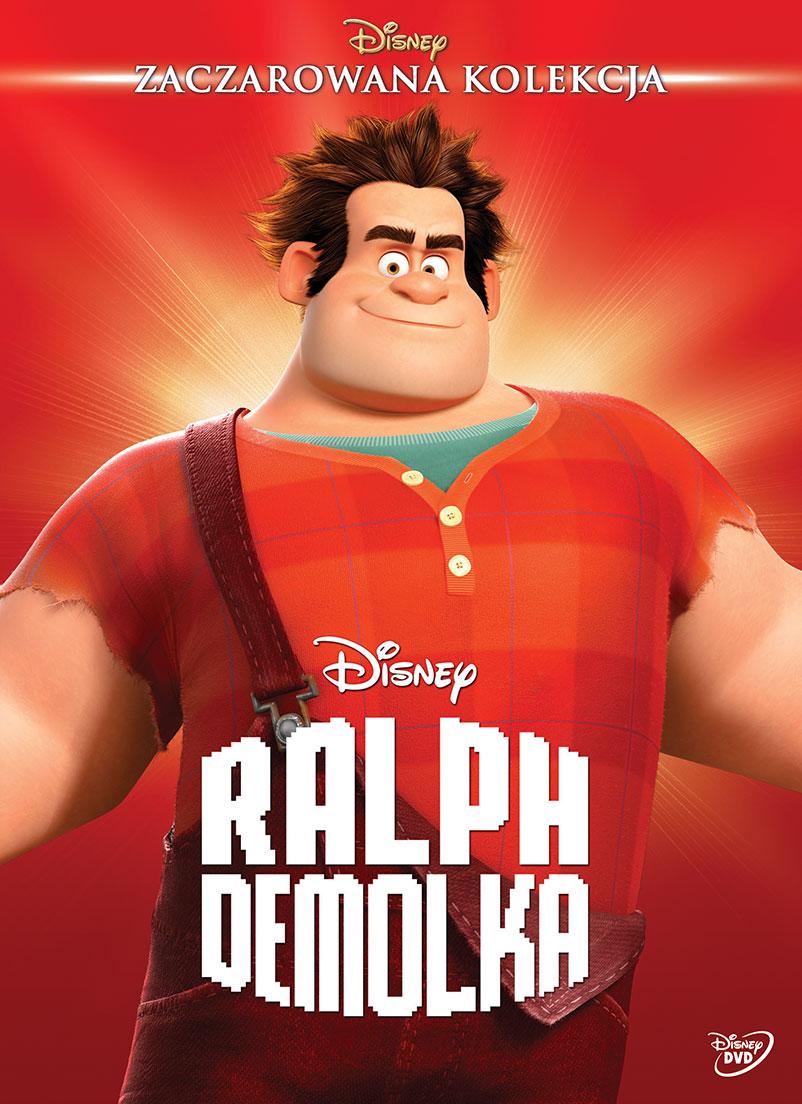 Ralph Demolka - Zaczarowana Kolekcja DVD