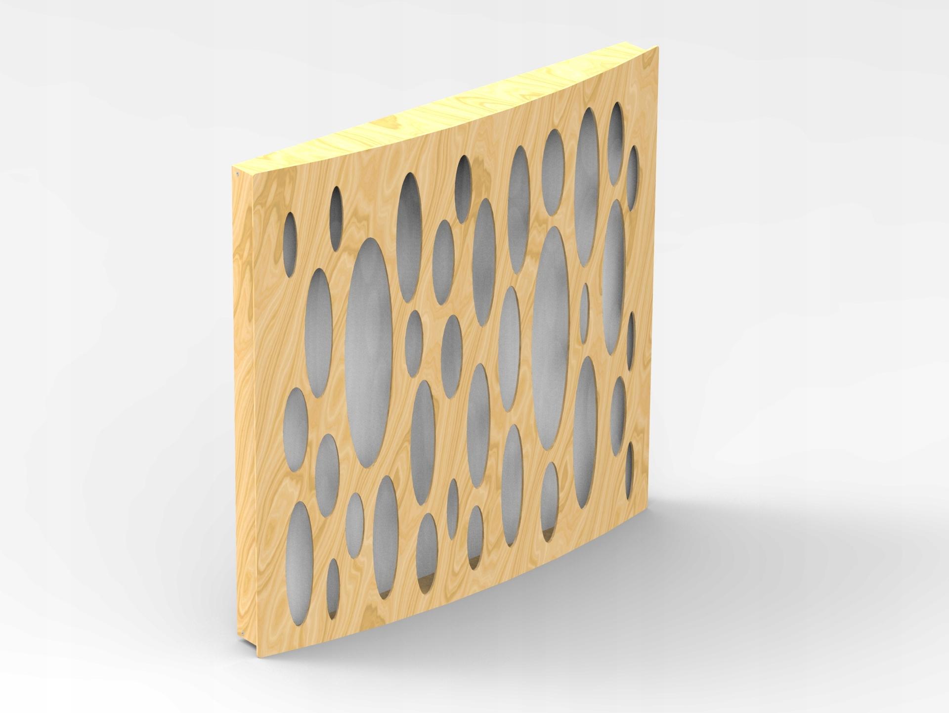Panele Akustyczne Dekoracyjne Proton 2050 Econo 7667930183