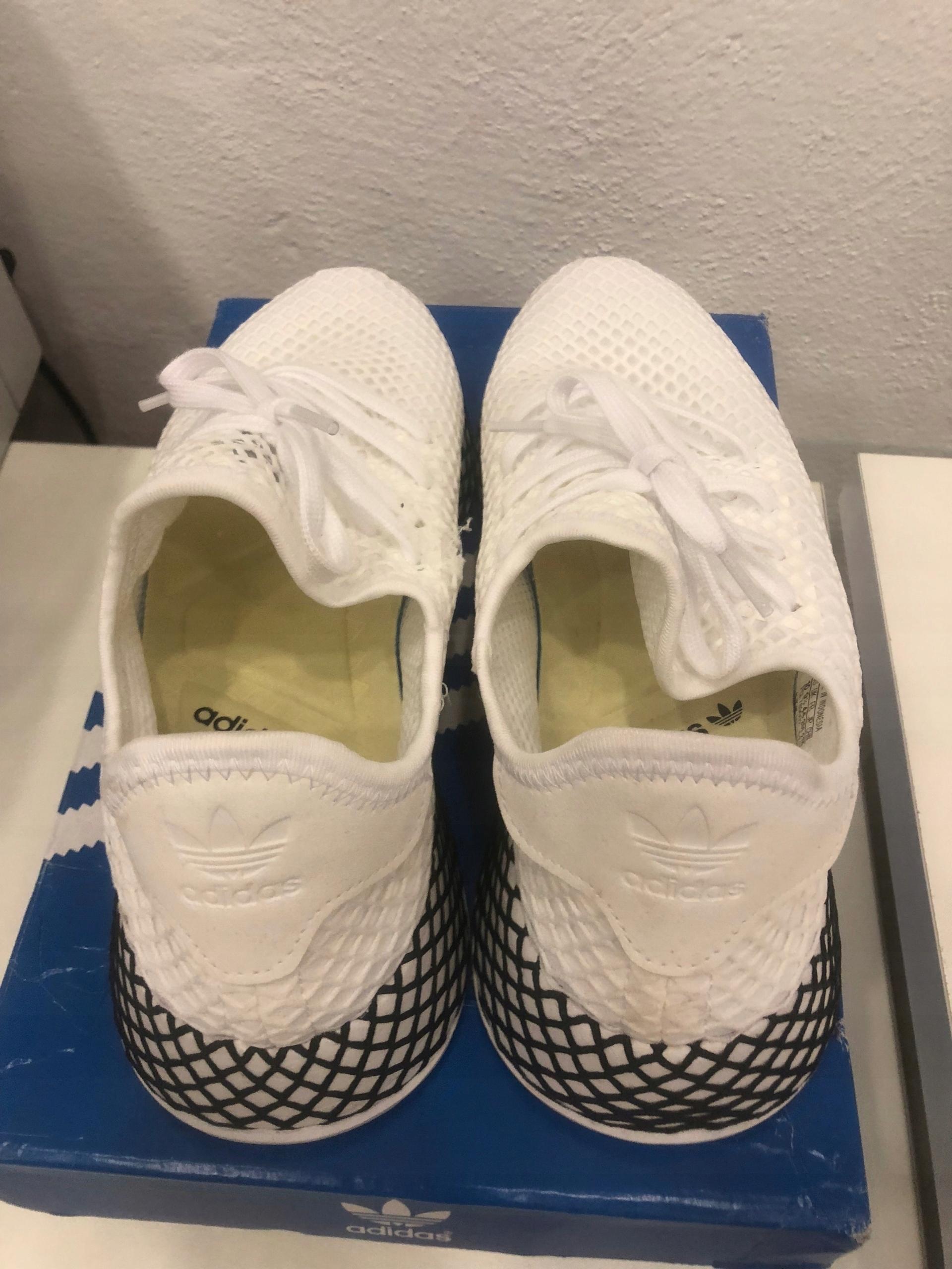 Buty adidas Deerupt Runner B41767 r. 44 UŻYWANE