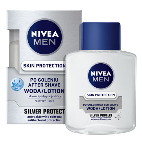 NIVEA MEN Silver Protect woda po goleniu 100ml