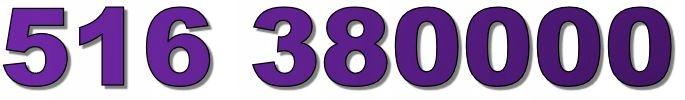 516 380000 ZŁOTY NUMER ORANGE NA KARTĘ