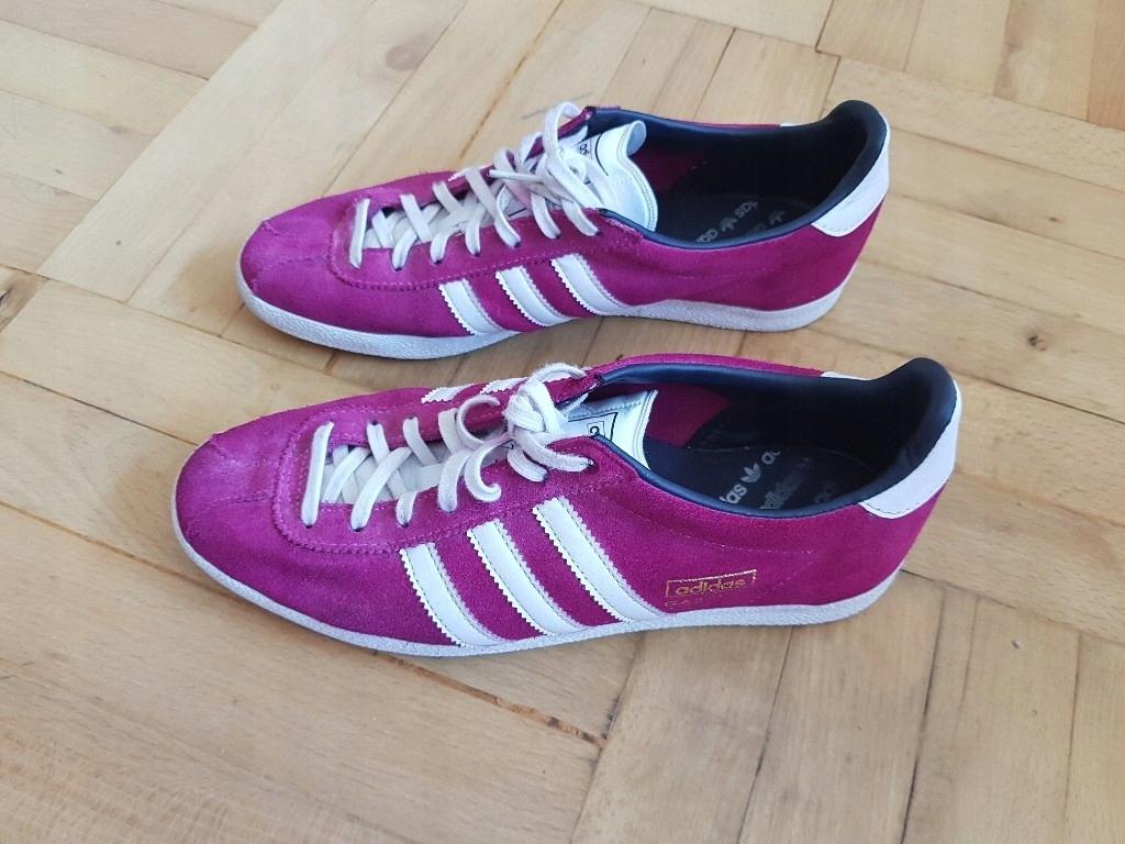 buty na tanie naprawdę wygodne konkurencyjna cena Adidas Gazelle damskie 39 1/3 fuksja buty sportowe ...