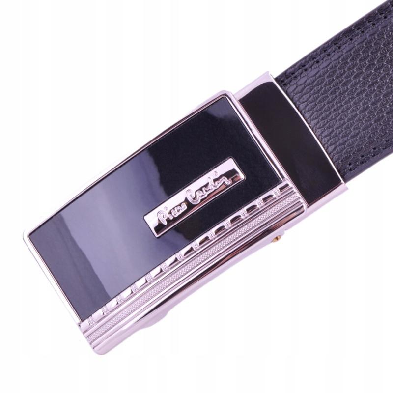 2f319056c33ec Zestaw prezentowy męski PIERRE - portfel + pasek - 7698187610 ...