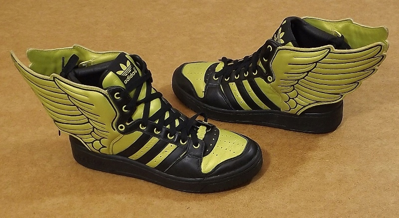 reputable site 5e08f 70e40 adidas JEREMY SCOTT X r 42 uk 8 26,5 cm