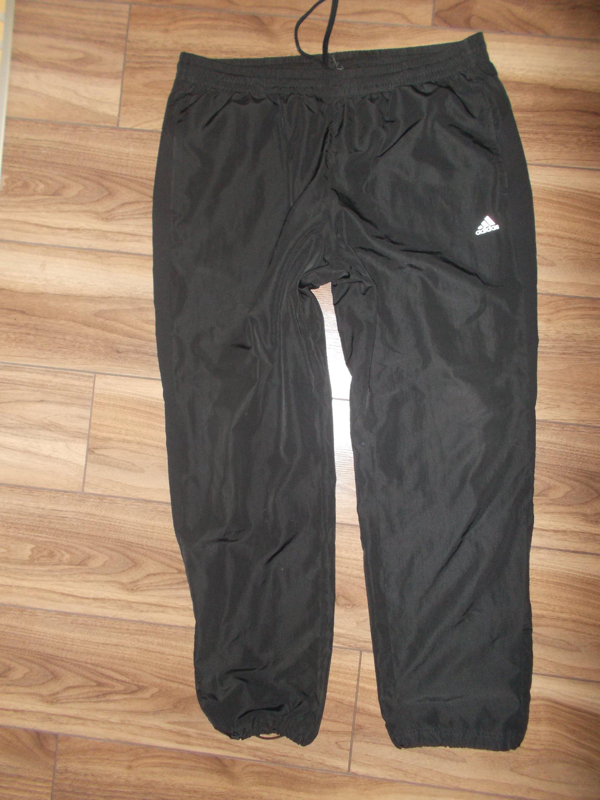 2e0464a37 Męskie Spodnie Dresowe Adidas XXL Czerń ... - 7121985664 - oficjalne ...