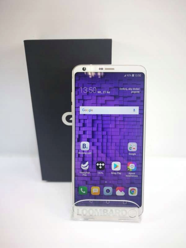 TELEFON G6 LG-H870 BEZ SIMLOCKA PLAY
