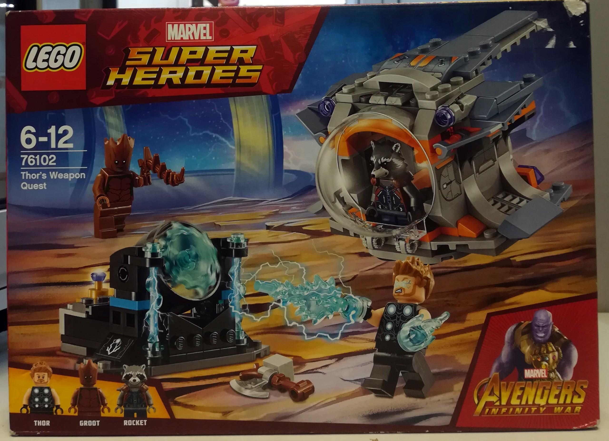 Okazja Klocki Lego Avengers 76102 269018 1 7428766139