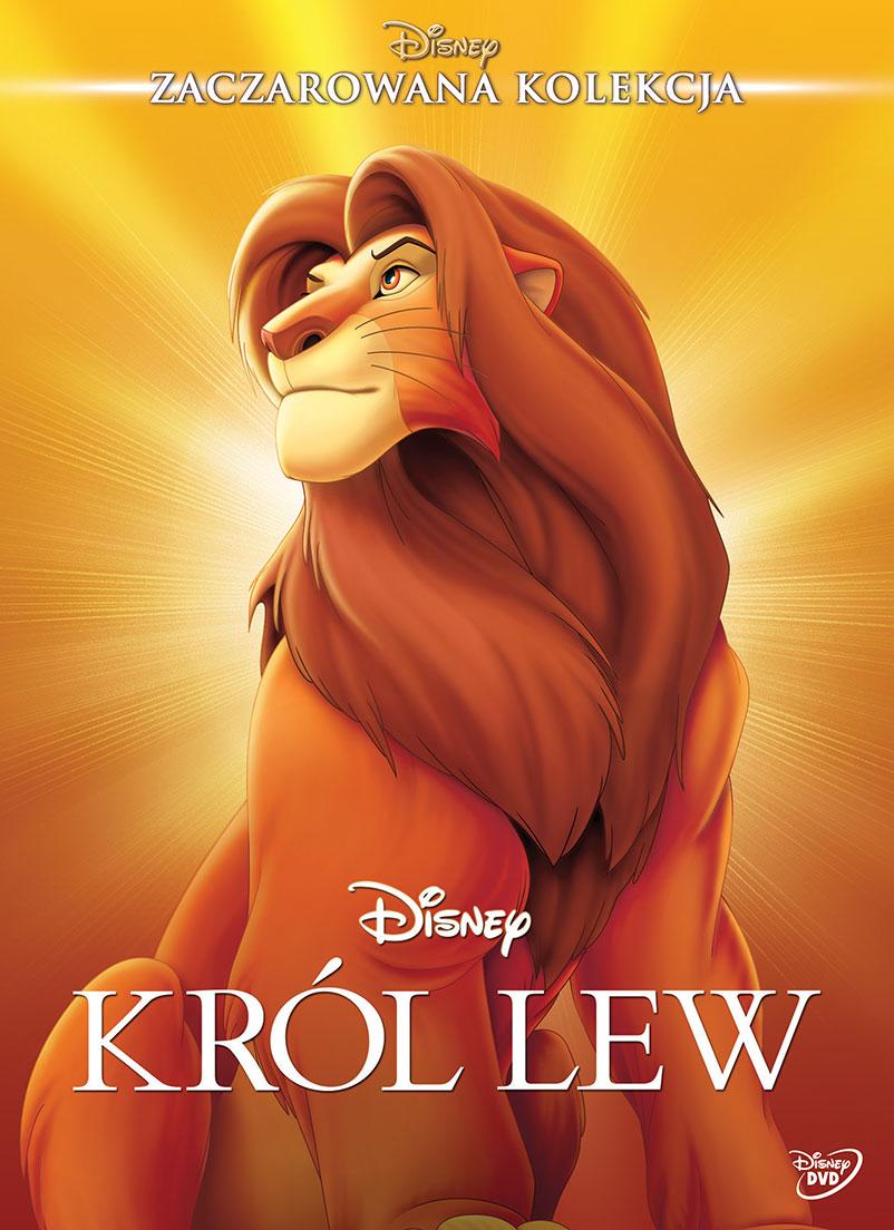 Król Lew - Zaczarowana Kolekcja DVD