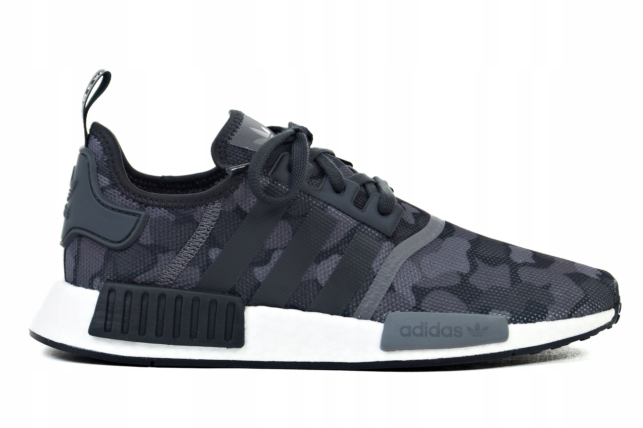 BUTY ADIDAS NMD_R1 NMD D96616 SZARE MORO R. 41 13