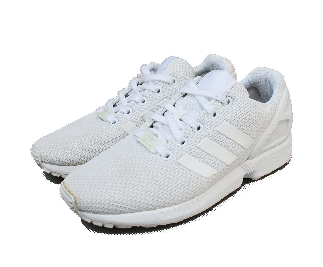 ADIDAS ZX FLUX oryginalne buty białe WARTO 36 23