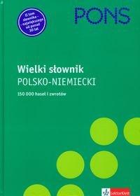 PONS Wielki słownik polsko niemiecki - PROMOCJA