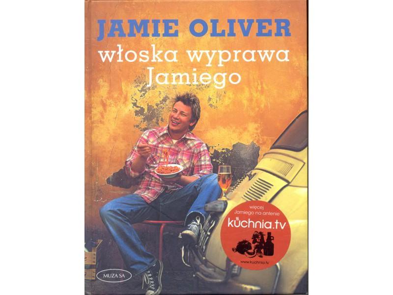 Włoska Wyprawa Jamiego Jamie Oliver 6962047215 Oficjalne