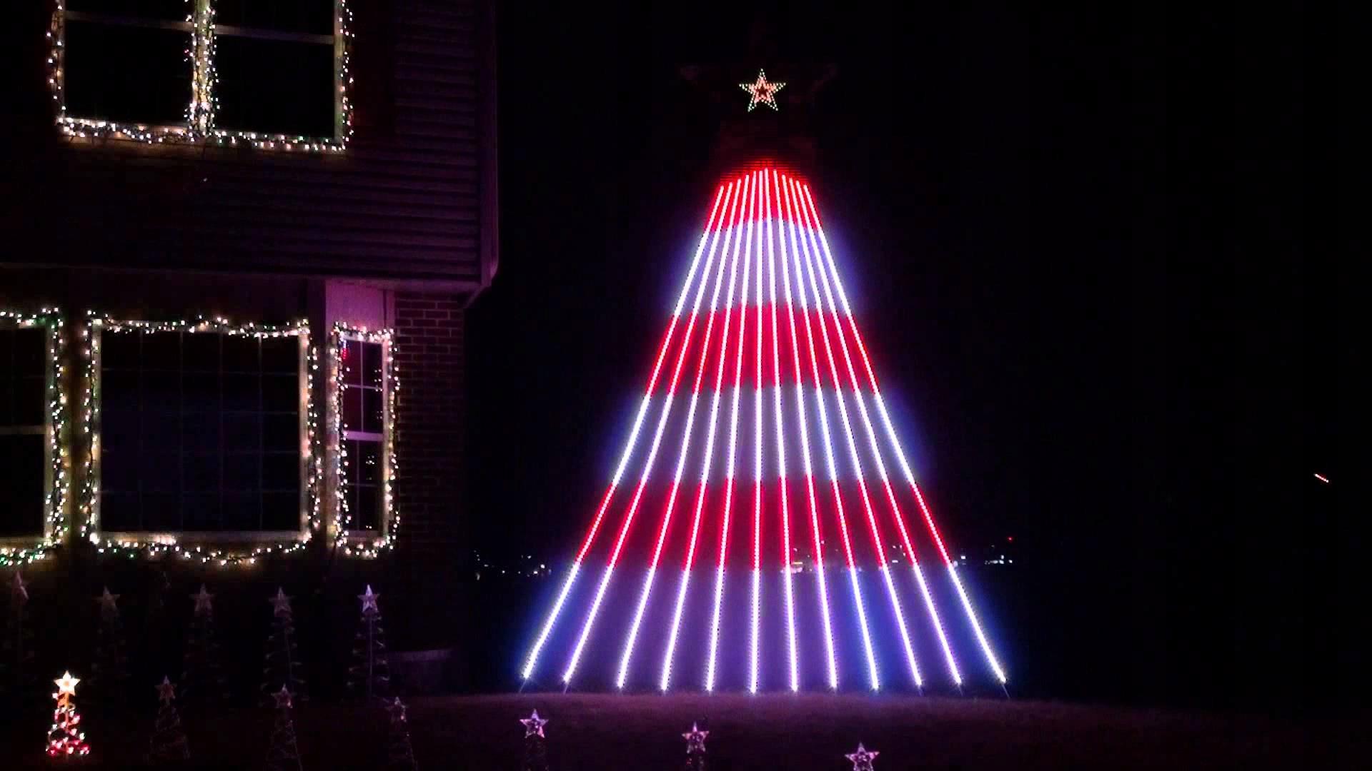 Oświetlenie świąteczne Choinkowe Rgb Led Wycena 6904853116