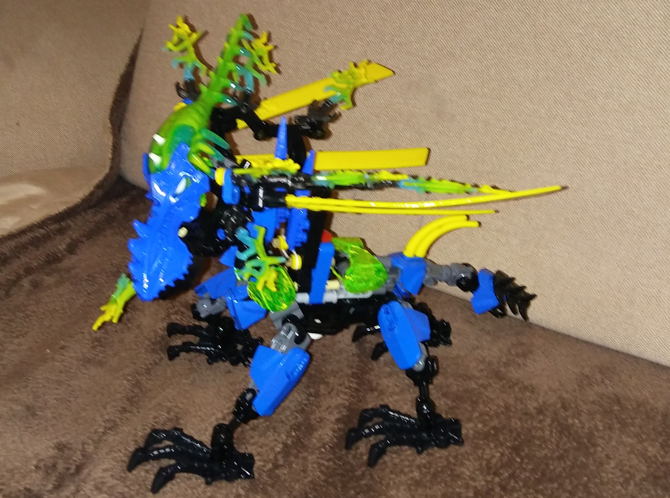 Lego 44009 Hero Factory Dragon Bolt Atak Mózgów 7084192614