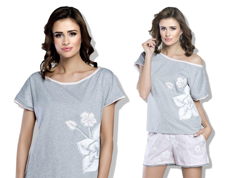 b3db11f692f23e ITALIAN FASHION piżama damska INEZ krótka roz. M - 7208087678 ...