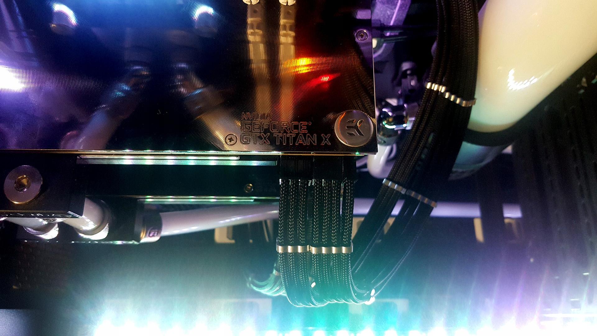 Nvidia GTX 1080Ti FE + Blok Wodny + Backplate