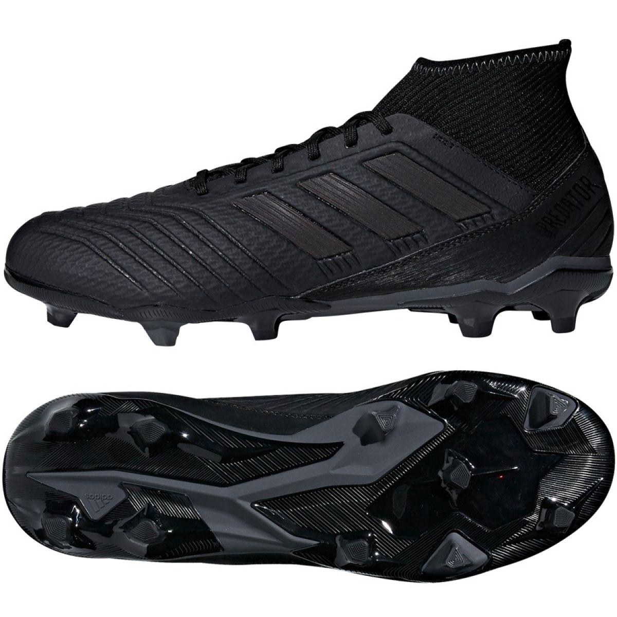 a2ae5dcdd7c5c Buty piłkarskie adidas Predator 18.3 FG M 44 2 3 - 7287299226 - oficjalne  archiwum allegro