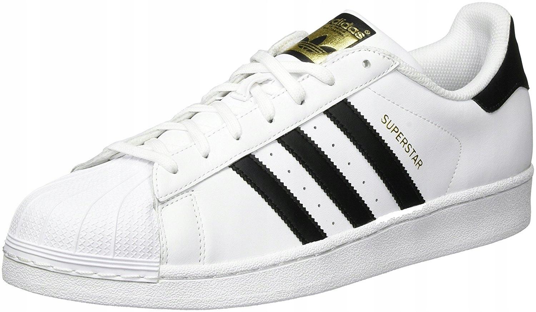 Adidas SUPERSTAR 80s S78955 Buty Sneakers Złote 43