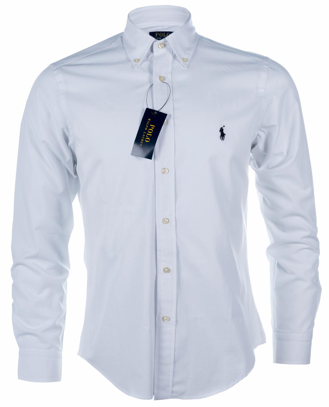 bb36a1798 Koszula Męska Ralph Lauren Polo Slim Fit r. XL/XXL - 7191304888 ...
