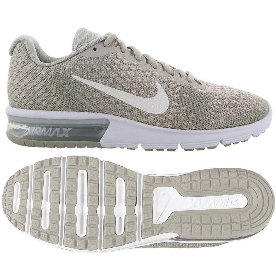 e3ca3df300e63 Buty Damskie Nike WMNS Air Max Sequent szare 39 - 6999541698 ...