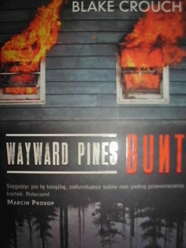 Book wayward series pines