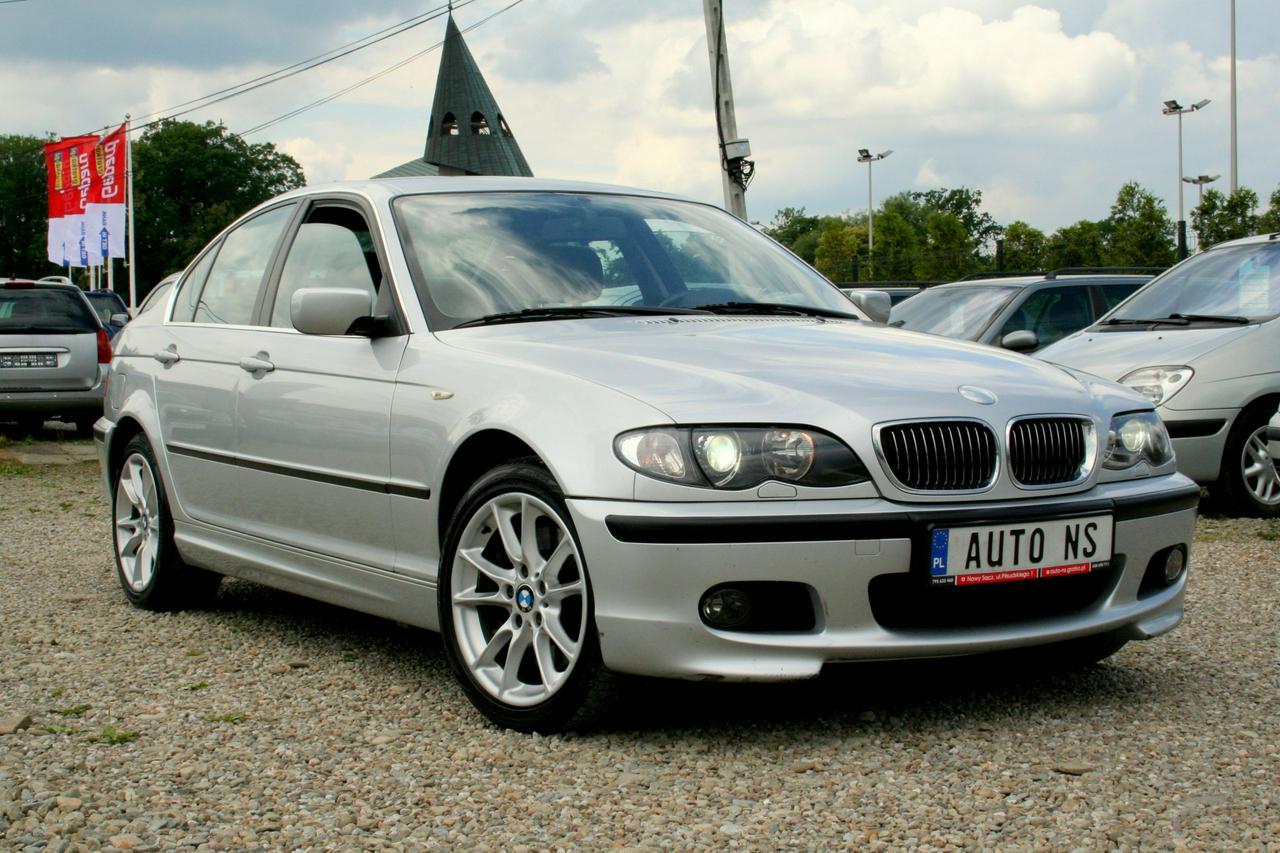 BMW SERIA 3 (E46) 3.0 4x4 M-pakiet Lift Xenon