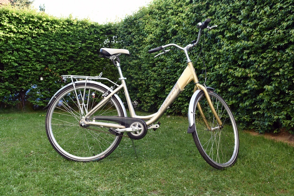 Rower miejski Schwinn (USA). Piękna damka!