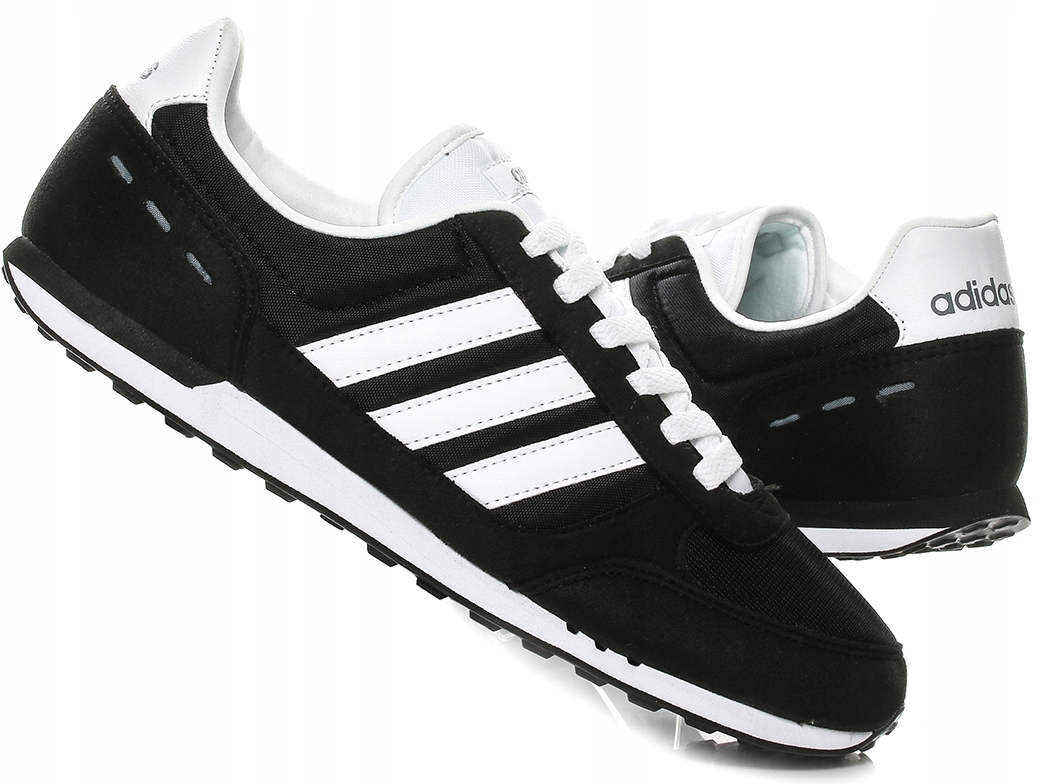 separation shoes 9d7a8 faa01 Buty męskie Adidas Neo City Racer F99329 Różne roz