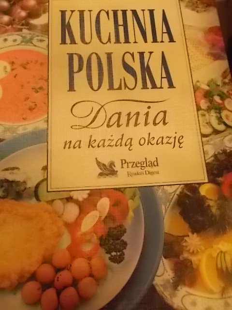 Kuchnia Polska Dania Na Kazda Okazje 7081235753 Oficjalne