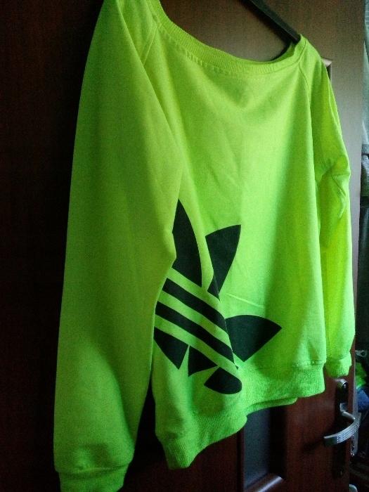 e07bf36395b1c Dres Neon Adidas - 7469942582 - oficjalne archiwum allegro